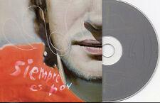 "GUSTAVO CERATI ""SIEMPRE ES HOY"" ULTRA RARE SPANISH CD / SODA STEREO"