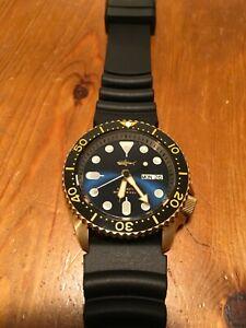 Heimdallr Bronze SKX007 Diver Watch 42mm 200m Ceramic Auto Sapphire NH35