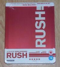 Rush - Steelbook - blu-ray New & sealed. UK release