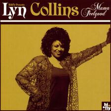 Lyn Collins : Mama Feelgood CD (2006) free shipping. hi & fly