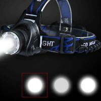1200LM T6 LED 18650 Headlamp Headlight Flashlight Camping Lamp Torch
