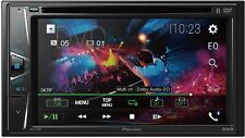 New listing Pioneer Avh-120Bt 6.2 Inch Double Din Dvd/Mp3/Cd Player with Touchscreen