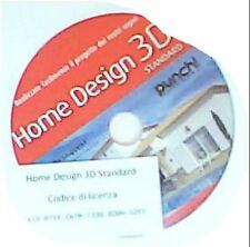 AVANQUEST PUNCH HOME DESIGN 3D STANDARD ITALIANO nuovo