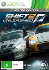 Need For Speed: Shift 2 Unleashed Limited Edition *NEW & SEALED* Xbox 360
