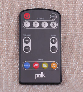Original Genuine REMOTE CONTROL FOR POLK AUDIO N1