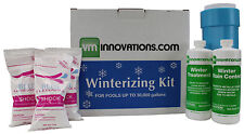 Swimming Pool Winterizing upto 30000 Gallons Chemical Treatment Closing Kit
