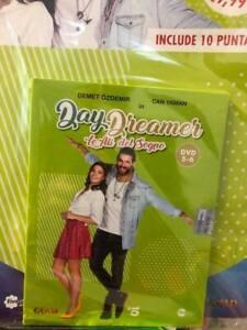 DayDreamer Can Yaman Terza Uscita DVD 5-6 10 Puntate