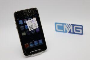 Apple iPod touch 3. Generation Silber (8GB) Displayschaden sonst ok Teildefekt