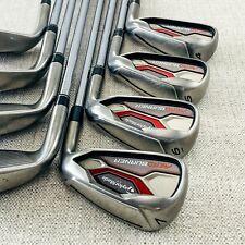 New listing TaylorMade AeroBurner Single Iron. Sold Separately! Stiff Flex Steel # 11178