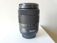 Canon EF S 18-135mm f/3.5 to 5.6 IS USM Standard Zoom Lens - READ