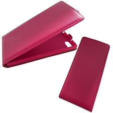 Huawei Honor 5X Flip Case Handytasche Flipcase Klapp Cover Etui Schutz Tasche