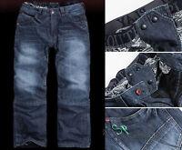 Southplay Mens Premium Winter Blue Jean Denim Ski-Snowboard Pants, BJ110