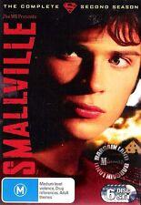 SMALLVILLE : SEASON 2 : NEW DVD