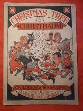 Christbaum Christmas Tree 1946 Originalheft Überformat frühes Nachkriegscomic