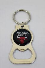 OFFICIAL LICENSED NBA **CHICAGO BULLS** BOTTLE OPENER KEY CHAIN