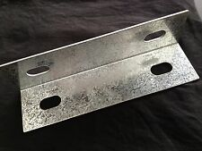 250MM ANGLE CONNECTOR PURLIN BRACKETS GALVANISED AC250