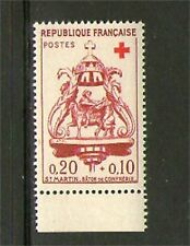 TIMBRE 1279 NEUF XX LUXE  - CROIX-ROUGE 1960