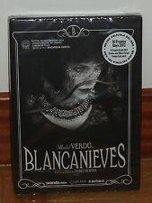BLANCANIEVES SNOW WHITE DVD NUEVO PRECINTADO CINE ESPAÑOL DRAMA (SIN ABRIR) R2