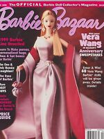 APRIL 1999 - BARBIE BAZAAR vintage doll magazine