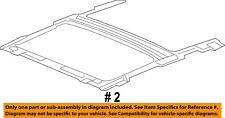 68082482AA Chrysler Channel sunroof drai 68082482AA