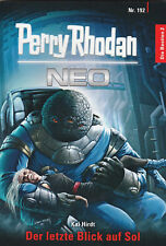 PERRY RHODAN NEO Nr. 192 - Der letzte Blick auf Sol - Kai Hirdt - NEU