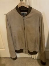 Mens Designer Dolce And Gabbana Jacket Size 50 Italian. Sand