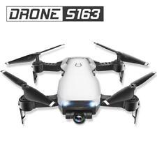 163Fpv Drone 720P Gran Angular Wi-fi Hd Cam Plegable Mini Cuadricóptero helicóptero del rc