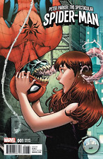 PETER PARKER SPECTACULAR SPIDER-MAN #1 TODD NAUCK NYCC COLOR VARIANT MARY JANE