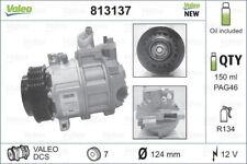 Valeo 813137 A/C Compressor MERCEDES W203 W204 W212   - GENUINE USED
