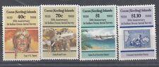 Cocos Islands 1989 Attraversata dell'Oceano Indiano 199-02 MNH