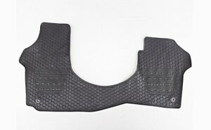 Rugged Rubber Floor Mats Tailored for HYUNDAI iLoad 2008-2021 OE shape Odouless