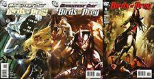 Birds of Prey #4-6 Volume 2 (2010-2011) DC Comics - 3 Comics
