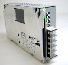 Omron S82J-5505 Power Supply AC100-120V 50/60Hz 1.4A DC5 10A