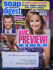 Soap Opera Digest Magazine July 12 2011 AMC All My Children Preview
