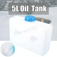 5L Plastic Fuel Oil Gasoline Tank 2 Hole For Car Truck Air Diesel Parking Heater