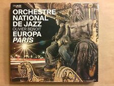 COFFRET 2 CD / ORCHESTRE NATIONAL DE JAZZ / EUROPA PARIS / NEUF SOUS CELLO