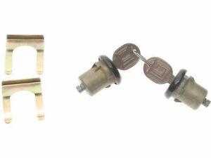 For 1961-1967 Chevrolet Corvair Door Lock Kit SMP 25436RB 1962 1963 1964 1965