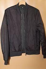 #44 hUGO Boss Skiles Bomber Jacket Size M  RETAIL $335