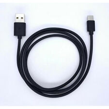 New 1 Meter Type-C USB 3.1 to USB-A 2.0 Data Charge Cable 2A Black