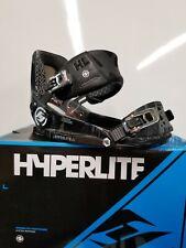 Hyperlite System Pro Wakeboard Bindings L/XL 10-13