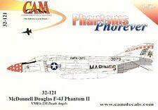 CAM 1/32 McDonnell F-4J Phantom # 32121