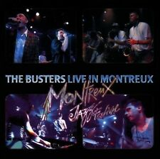 THE BUSTERS - LIVE IN MONTREUX  CD NEU
