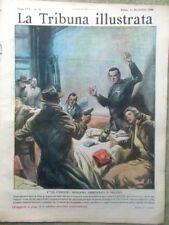 La Tribuna Illustrata 12 Dicembre 1948 Bandito Giuliano Cerasani Il Boia Peron