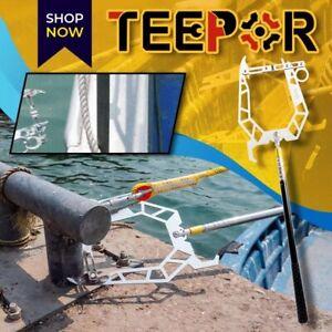Teepor - Multi-Purpose Dock Hook