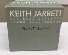 KEITH JARRETT - Sun Bear Concerts: Piano Solo - RARE CD , Live (k)