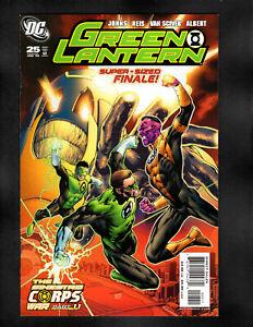Green Lantern #25 NM-: First appearance Larfleeze