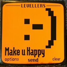 "Levellers - Make U Happy - 7"" Vinyl Single"