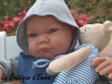 SAMUEL POUPEE BEBE REALISTE ARTICULEE d'ANTONIO JUAN collection reborn jouet