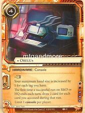 Android Netrunner LCG - 1x #041 Obelus - Escalation