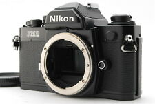 【Mint】Nikon New FM2 FM2N 35mm Camera Black Body from Japan-#1970